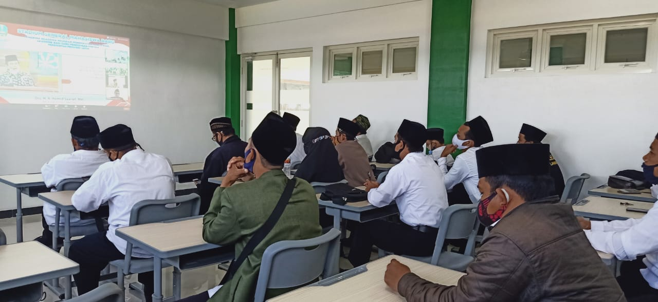 Maba Beasiswa Madin Pascasarjana UNISLA gelar orientasi bersama Pemprov Jatim